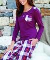 Yeni bayan pijama takımları