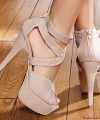 Kışlık topuklu ayakkabı modelleri