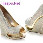2014 Gelinlik Ayakkabı Modelleri